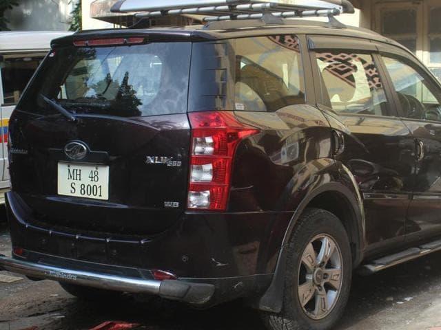 Bizman,Juhu murder,SUV murder