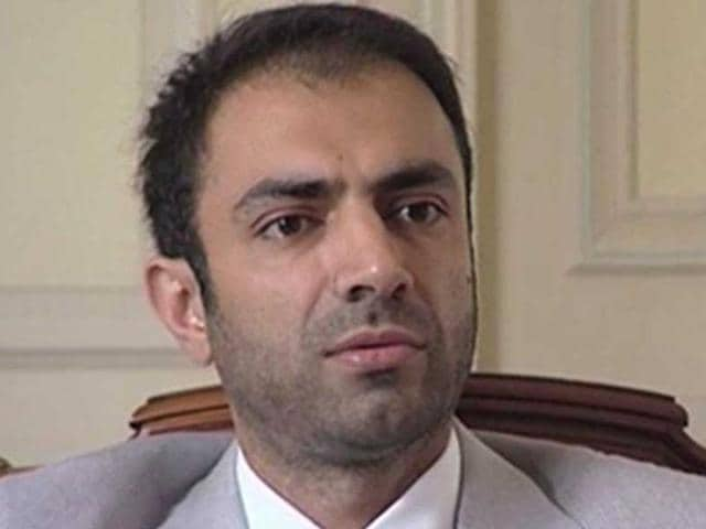 Brahamdagh Bugti, who currently resides in self-exile in Switzerland.