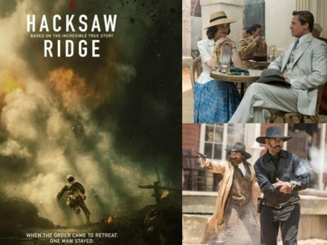 Hacksaw Ridge, Allied and The Magnificent Seven remake are just a few of the historical films coming out this fall.