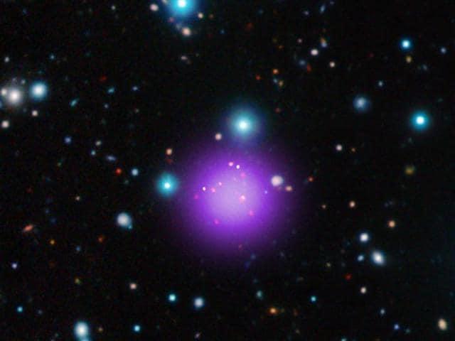 ISRO,galaxy,black hole