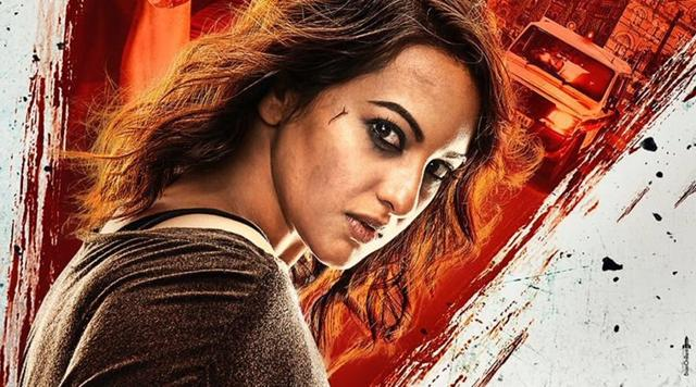 Sonakshi is wholly convincing as the steely young woman, Akira, determined to fight injustice. But the plot isn't good enough to give us a memorable heroine.