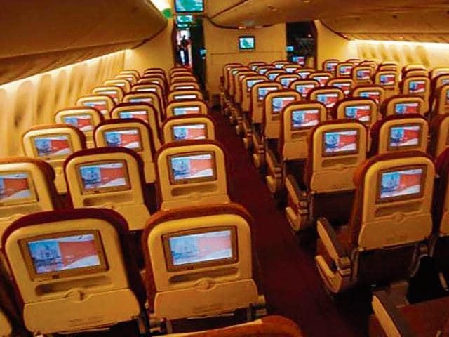 Movies in flight