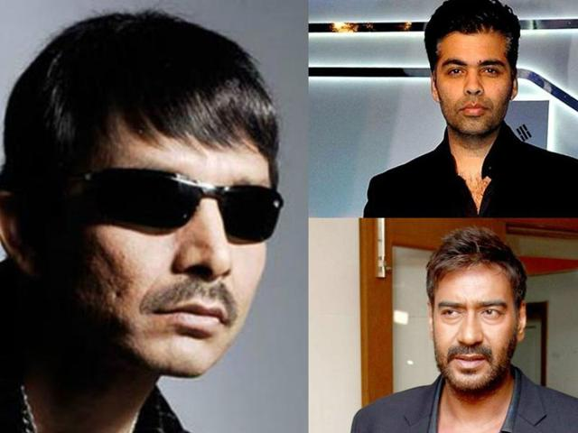 KRK has refuted the allegation that Karan Johar paid him Rs 25 lakhs to criticise Ajay Devgn's Shivaay.
