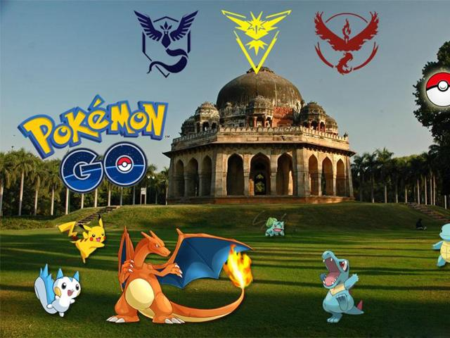 An NGO is organising a Poke Walk at Lodi Garden, where the participants will get to catch a number of Poke Mons and level up!