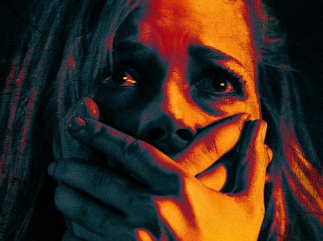 Jane Levy delivers a strong performance in Don't Breathe. She's a shoo-in for 'Best Scared S#!tless performance' at the MTV Movie Awards.