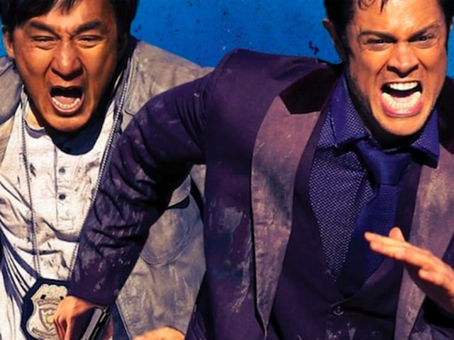 You liked Jackie Chan in Jackie Chan movies? Well, here's more Jackie Chan in another Jackie Chan movie.