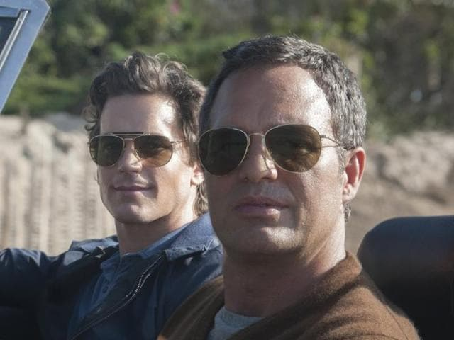 Ruffalo is an executive producer on the recently wrapped project, in which Bomer portrays a transgender woman.