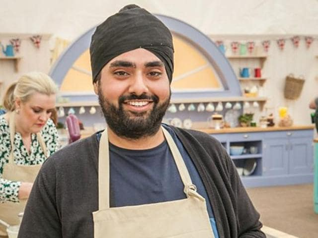 """Rav Bansal, a contestant in this year's """"The Great Britsih Bake Off"""", tweeted that he has suffered racist abuse."""