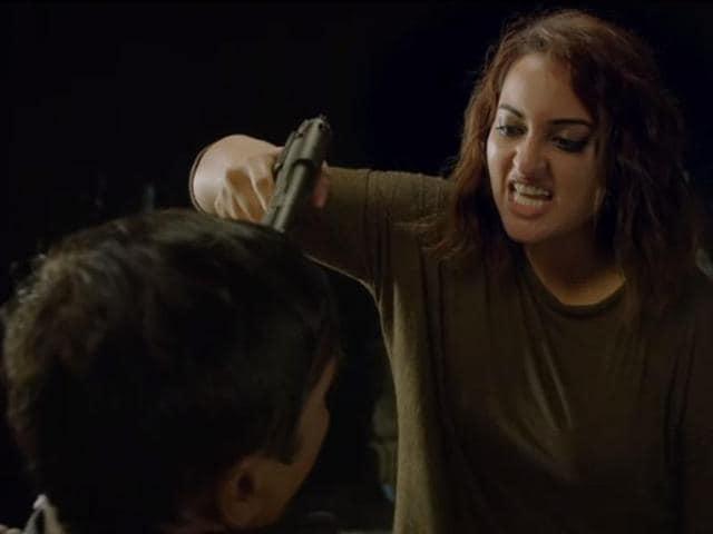Sonakshi Sinha's Akira fails to leave any impression.