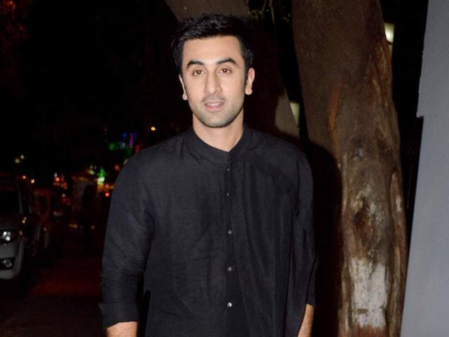 Ranbir Kapoor says that competition is a good thing.