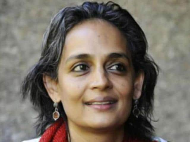 Cover photo of The God of Small Things, author Arundhati Roy