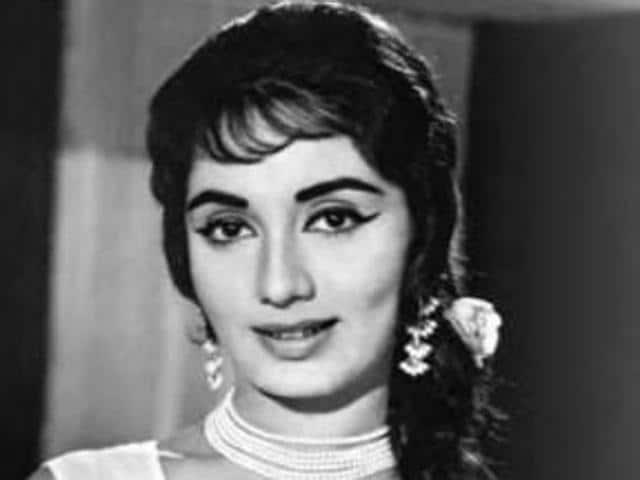 Friday is Sadhana's 75th birth anniversary.