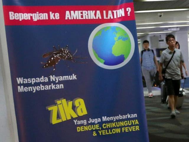 Zika,Zika Virus,Asia