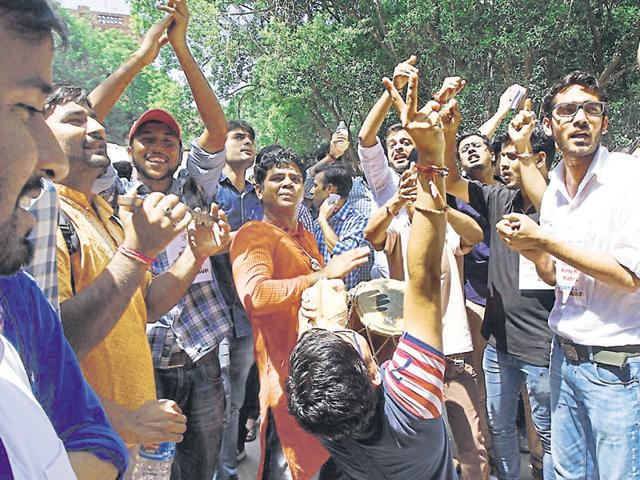 JNU elections