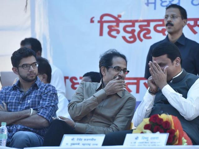 Shiv Sena,BJP,Middle Vaitarna