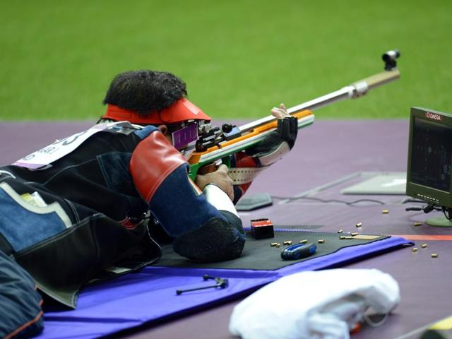The recent Delhi state meet at the Dr Karni Singh ranges was a case in point with beginners and non-members hit hard by the Delhi State Rifle Association's (DSRA) high entry fees.