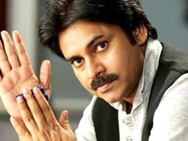 The title 'Katamarayudu' was revealed on Pawan Kalyan's 46th  birthday.