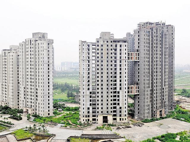 Supreme Court on Thursday warned Unitech bosses of contempt if the real estate giant failed to hand over to three buyers the plots of land promised in lieu of flats in a Noida project.(Sunil Ghosh/HT Photo)