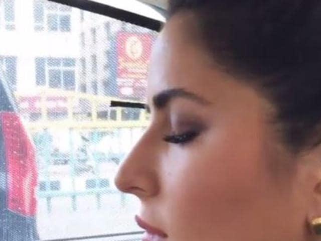 Katrina Kaif,Katrina Kaif video,Sidharth Malhotra