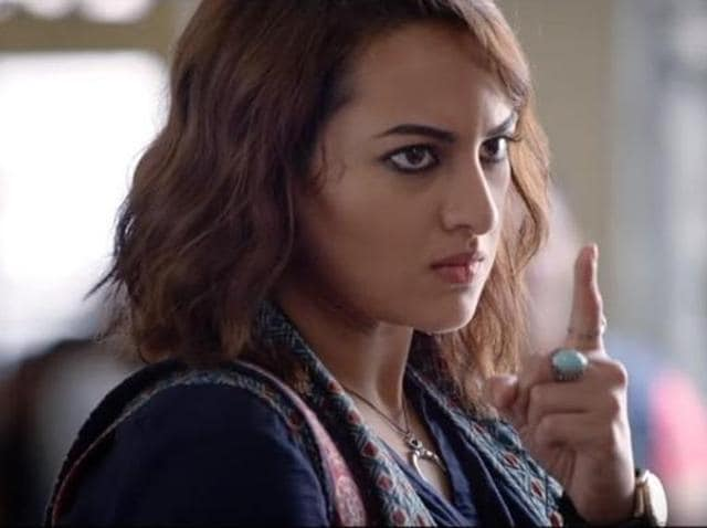 Akira is Sonakshi Sinha's entry into the world of Bollywood actioners.