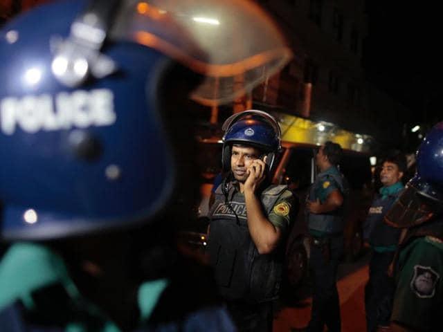 Dhaka cafe attack,Murad,Bangladesh terror attack