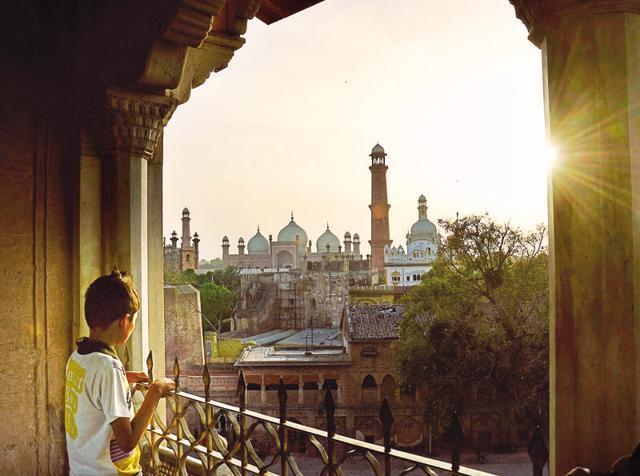 Lahore,Tanuj Garg,travel