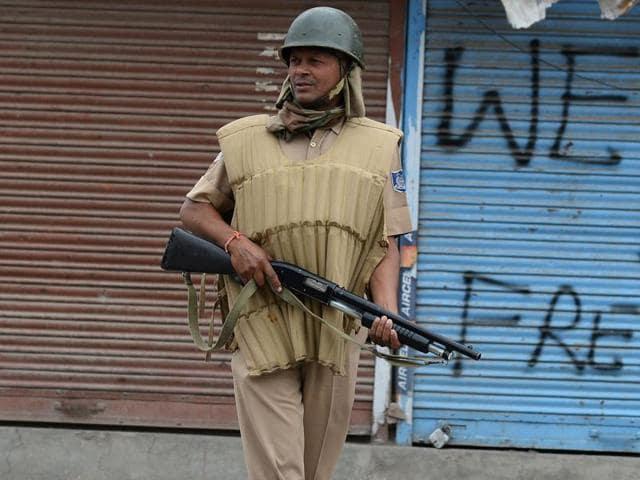 Chilli-filled PAVA shells,Kashmir all-party delegation,Kashmir unrest