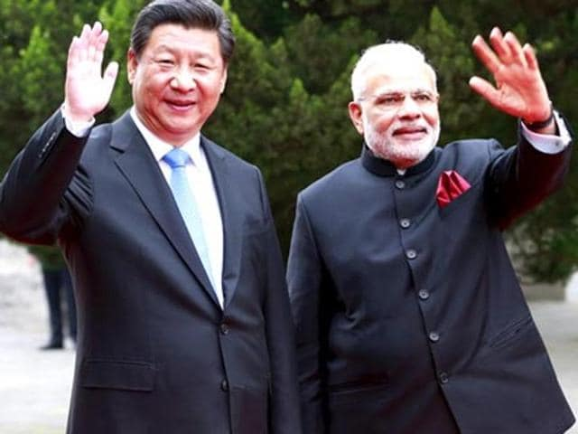 Bilateral relations dipped after India blamed China for stymieing its bid to become a member of the NSG in June.