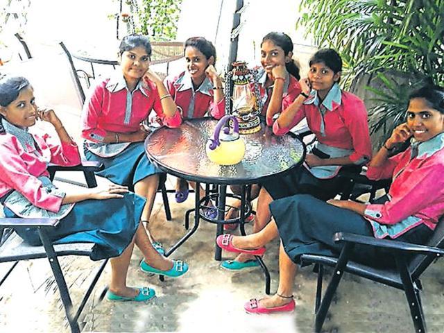 Jamshedpur cafeteria