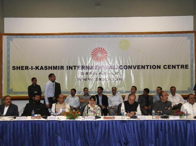 Jammu and Kashmir,All-Party Delegation,Separatists