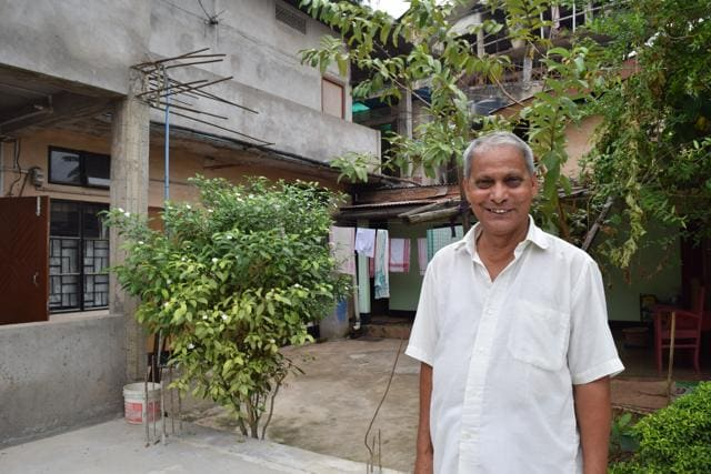Umesh Chandra Sarmah, a Maths teacher in Assam who taught by using symbols from daily life. He made jokes to drive home the point that maths could be fun too.