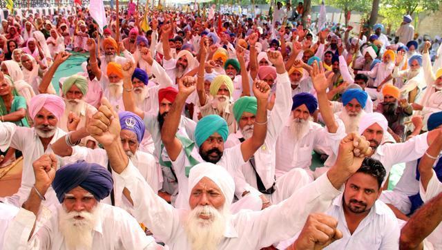Chandigarh,indefinite protest,Shinder Singh Nathuwala