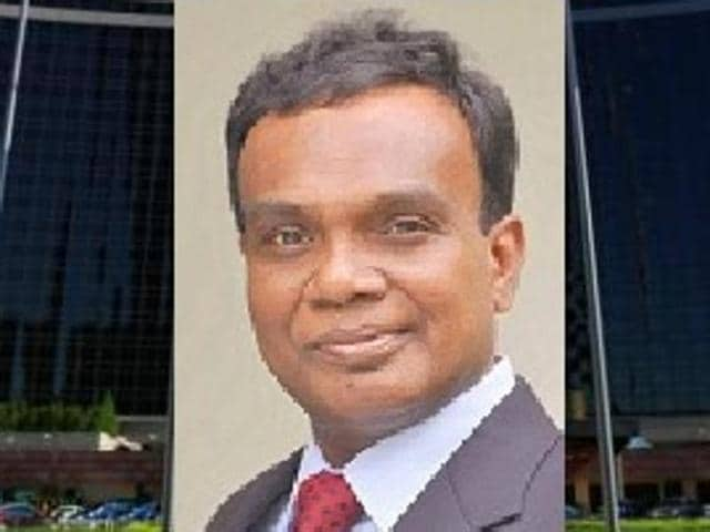 DJ Pandian is the vice-president and chief investment officer at AIIB.