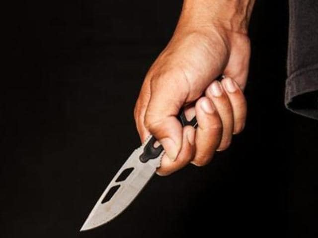 Anish Sharma stabbed himself to death in a rented accommodation in Malad.