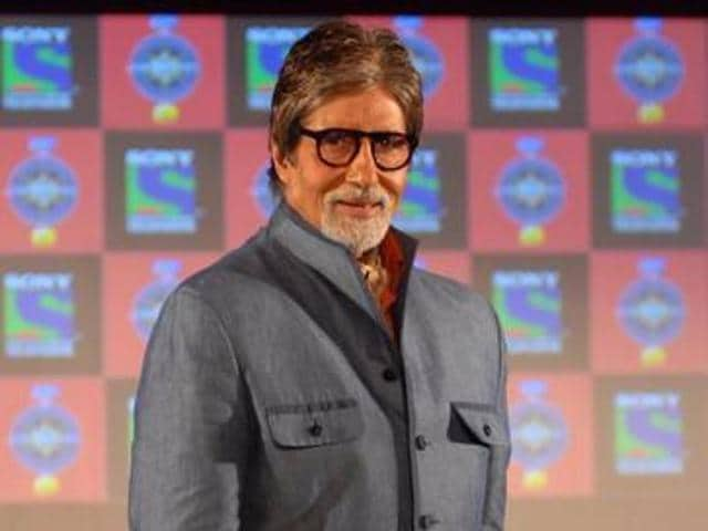 Amitabh is currently gearing up for his next release, Pink.