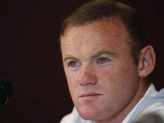 England captain Wayne Rooney, 30, surpasses his former teammate David Beckham, who was capped 115 times by his country.