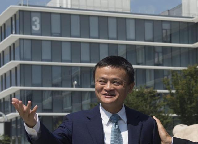 Alibaba,Paytm,Jack Ma