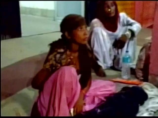 Meerut,Hospital apathy,Lala Lajpat Rai Medical College