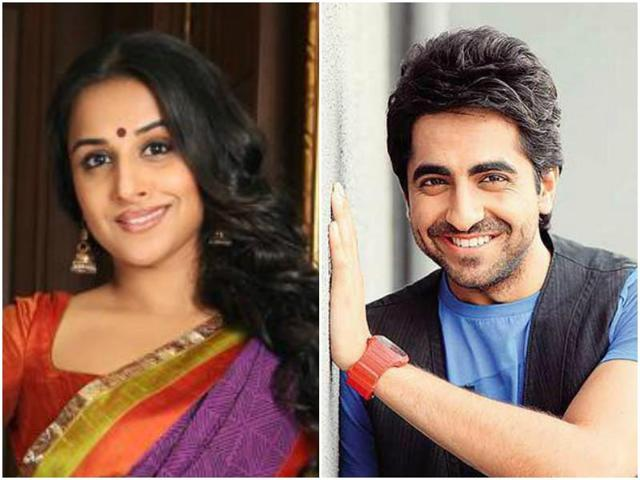 While Vidya talked about all the things she would do on Teacher's Day when she was a student herself like eating wafers or leaving school after half day, Ayushmann Khurrana talked about everyone has called their teacher 'mom' at least once in their life.