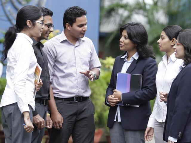 B-schools in India