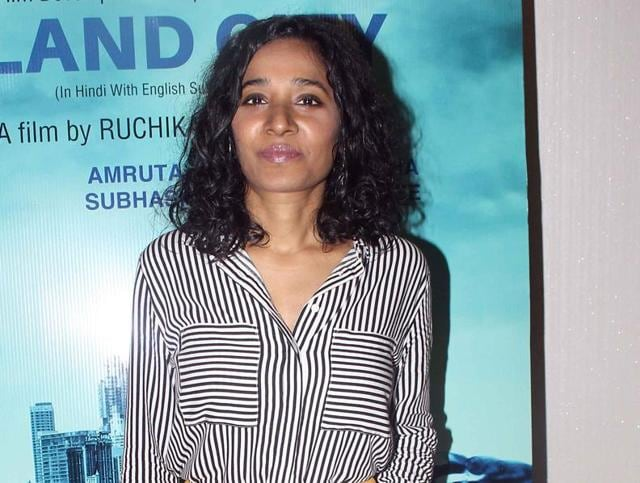 Tannishtha Chatterjee is excited about her next biopic project.