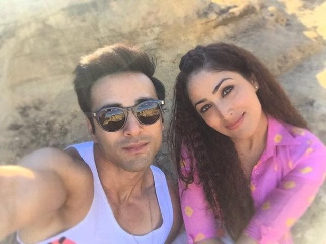 Pulkit has lately been in news for his separation from wife Shweta Rohira and his rumoured closeness to actress Yami Gautam.
