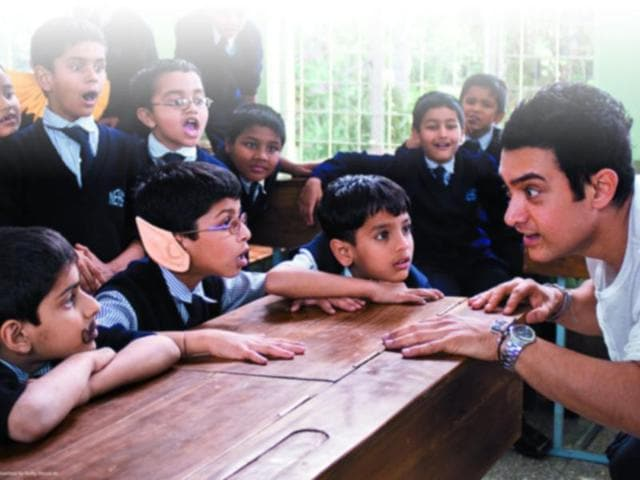 Bollywood films have showed various dimensions of teacher-student relationship.