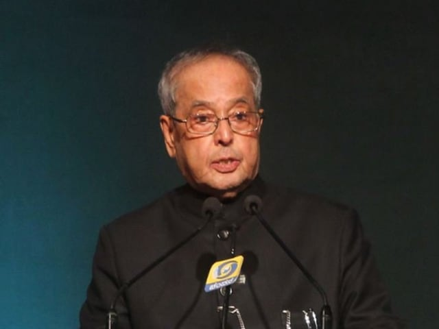 Knowledge society important in India: President