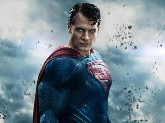 Henry Cavill recently reprised his role as Superman in Batman v Superman: Dawn of Justice.