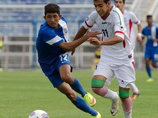AFC Under-16 Championship,United Arab Emirates,India U-16 Football