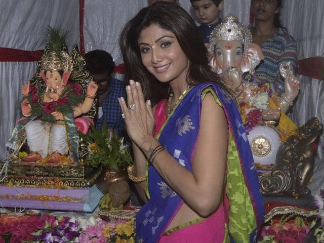 We talk to Bollywood stars who have been celebrating Ganesh Chatirthi for years.