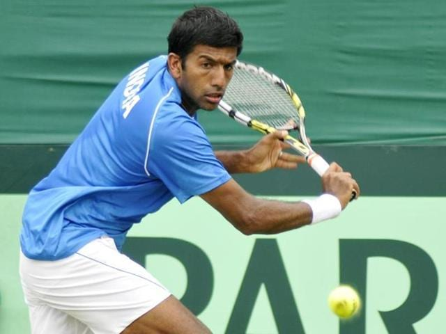 Rohan Bopanna and Gabriela Dabrowski fought hard before crashing out in the mixed doubles quarterfinals.