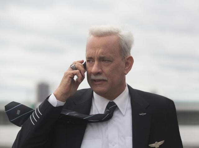 Sully,Tom Hanks,Clint Eastwood