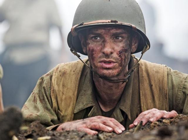 Hacksaw Ridge talks about the fierce battle that American troops fought after Pearl Harbour -- a do-or-die battle to capture Okinawa, Japan.